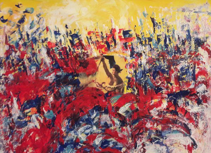 C.B.GUERRY - La Révolte