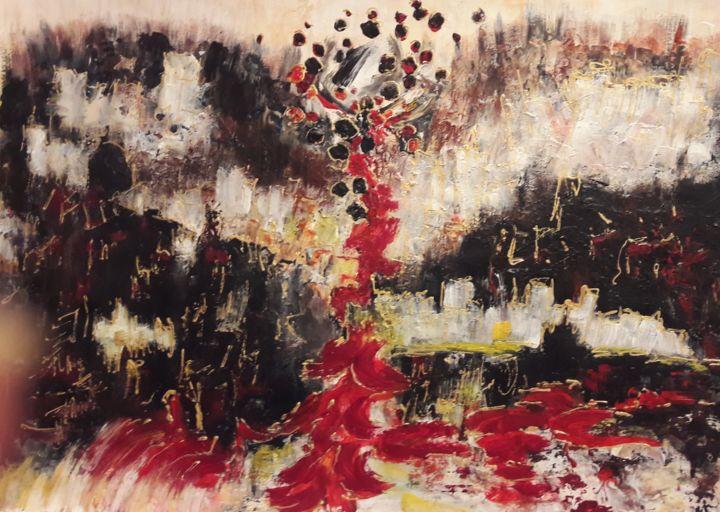 C.B.GUERRY - Le Sang des Attentats