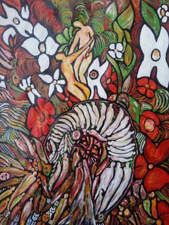 C.B.GUERRY - Le Jardin d'Eden